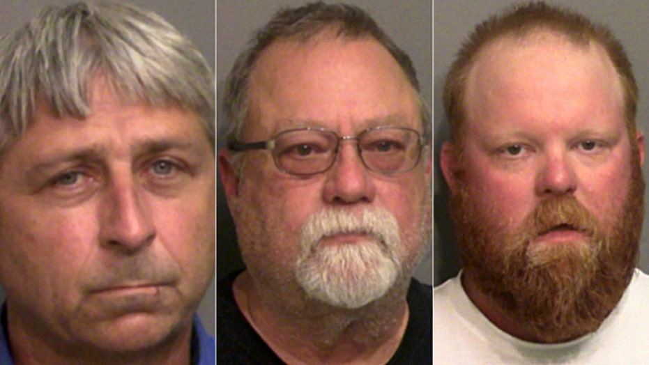 Ahmaud Arbery case: DOJ announces federal hate crimes charges against 3 Georgia men