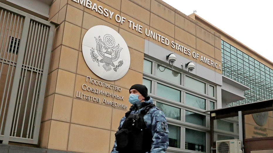 US Embassy limits consular services after Russia hiring ban