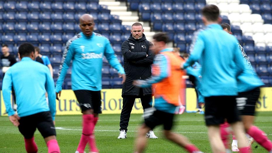 Rookie manager Wayne Rooney mired in relegation battle