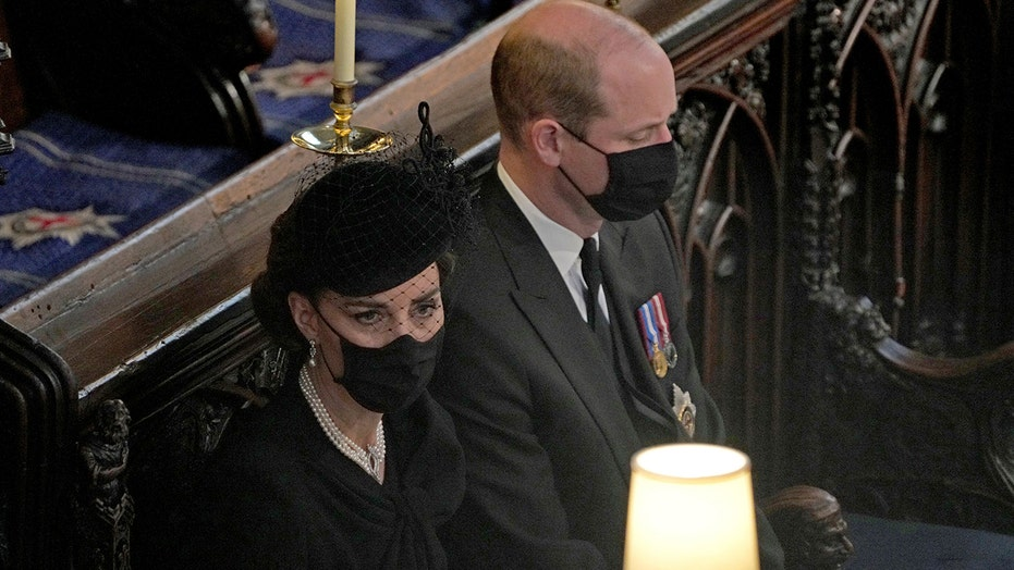 Prince William, Kate Middleton honor 'devoted consort' Prince Philip on Twitter shortly after his funeral