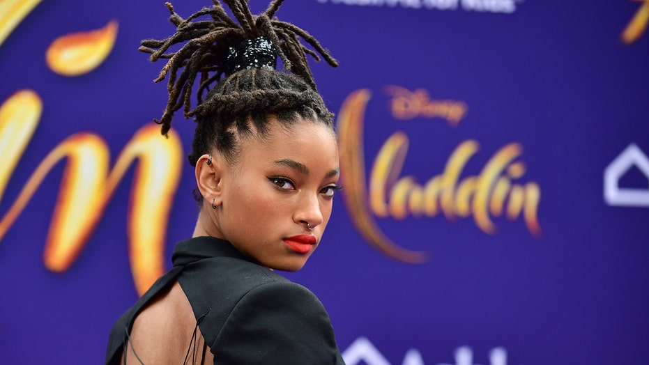 Willow Smith discusses her polyamorous lifestyle on 'Red Table Talk'