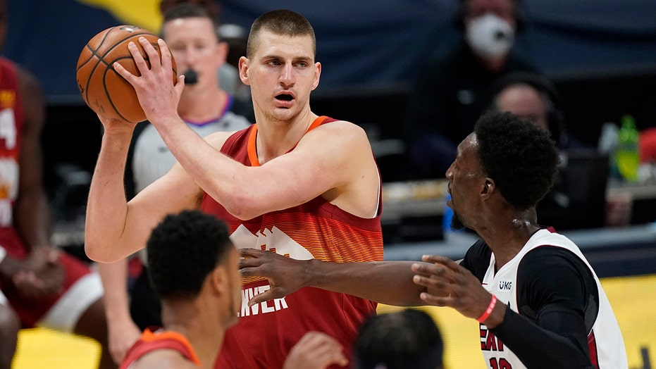Jokic's triple-double leads Nuggets over Heat 123-106