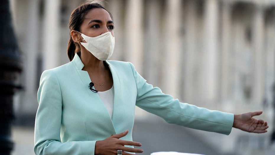Well-paid AOC dinged after posting photo of grandma's dilapidated Puerto Rico home and blaming Trump