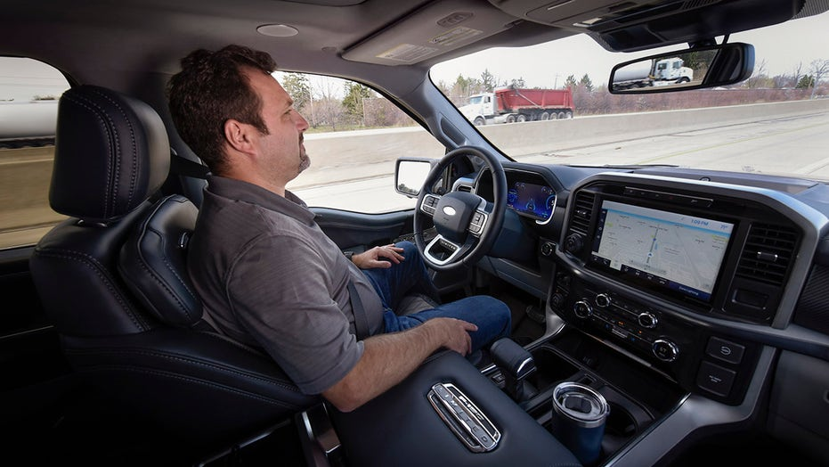 Ford reveals BlueCruise name for its hands-free driving system