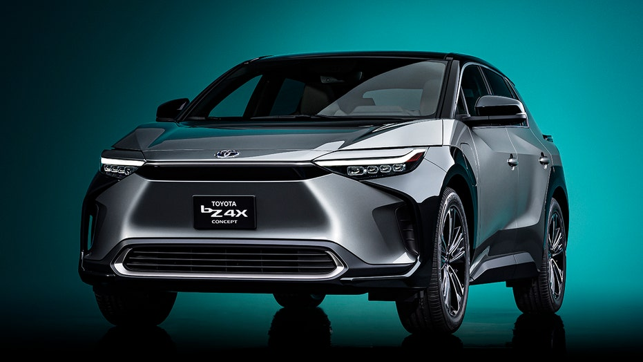 The Toyota bZ4X is the electric Rav4 of the future