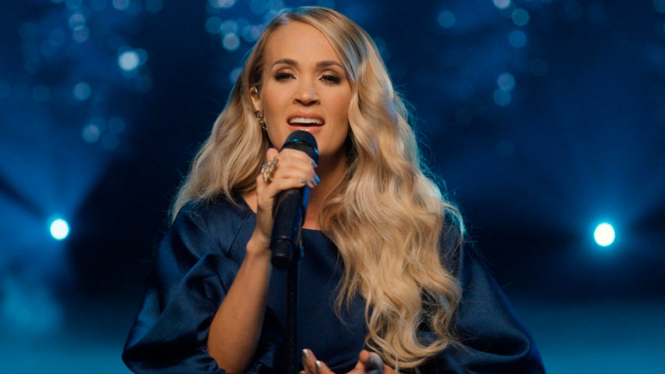 Carrie Underwood's virtual Easter concert raises over $100G for charity
