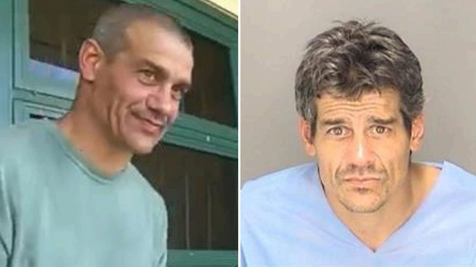 California inmate escapes jail after breaking through 'several layers of building material,' authorities say