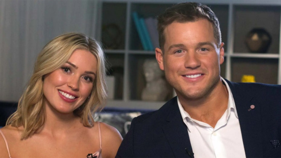 Colton Underwood's ex Cassie Randolph says she won't comment on his coming out 'for now'