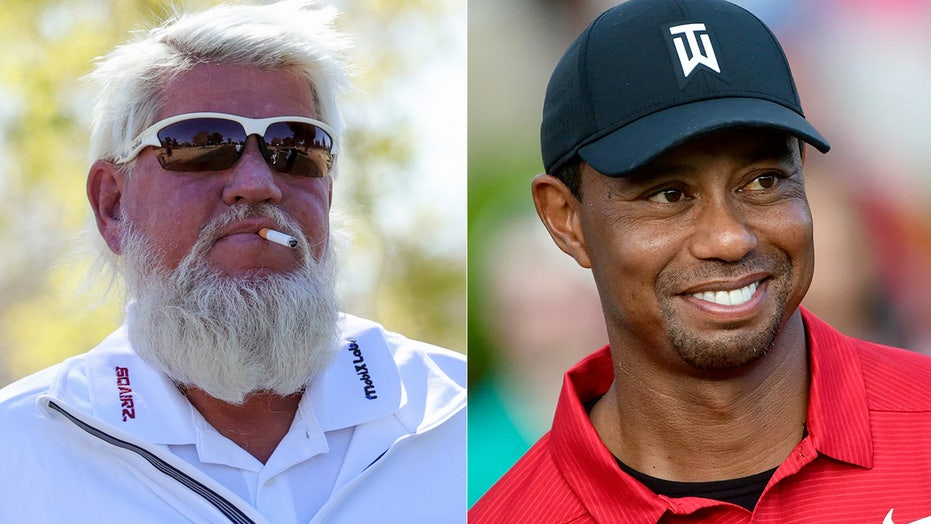 John Daly predicts Tiger Woods will 'come back strong' and break Jack Nicklaus' record