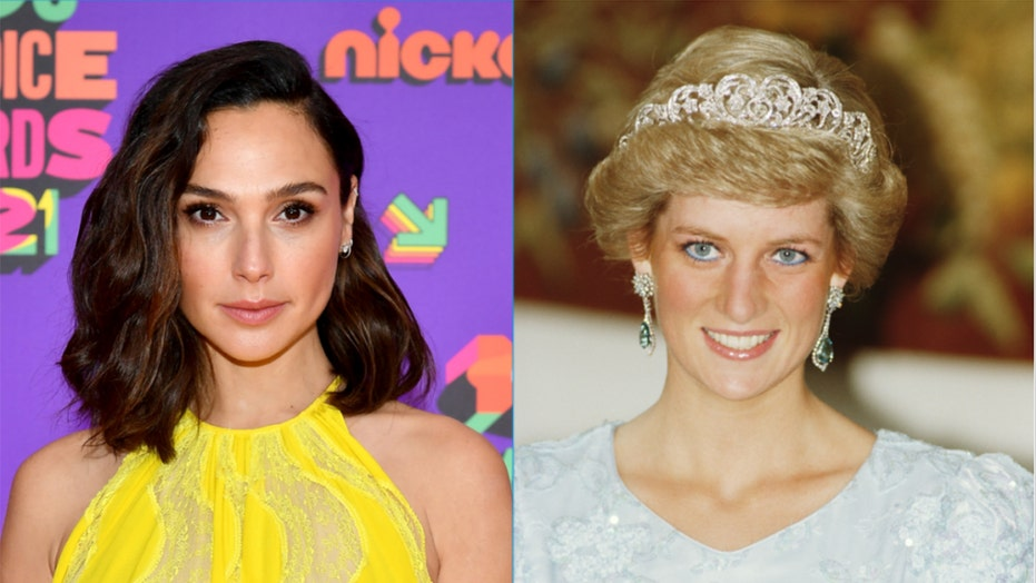 Gal Gadot says she used Princess Diana as an inspiration for Wonder Woman
