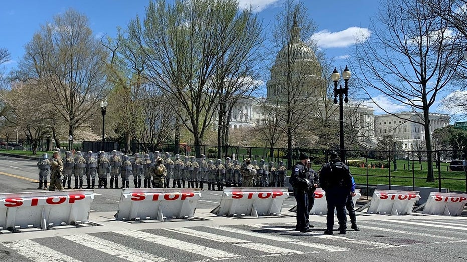 National Guard may be forced to cut training if not reimbursed $521M in costs securing Capitol