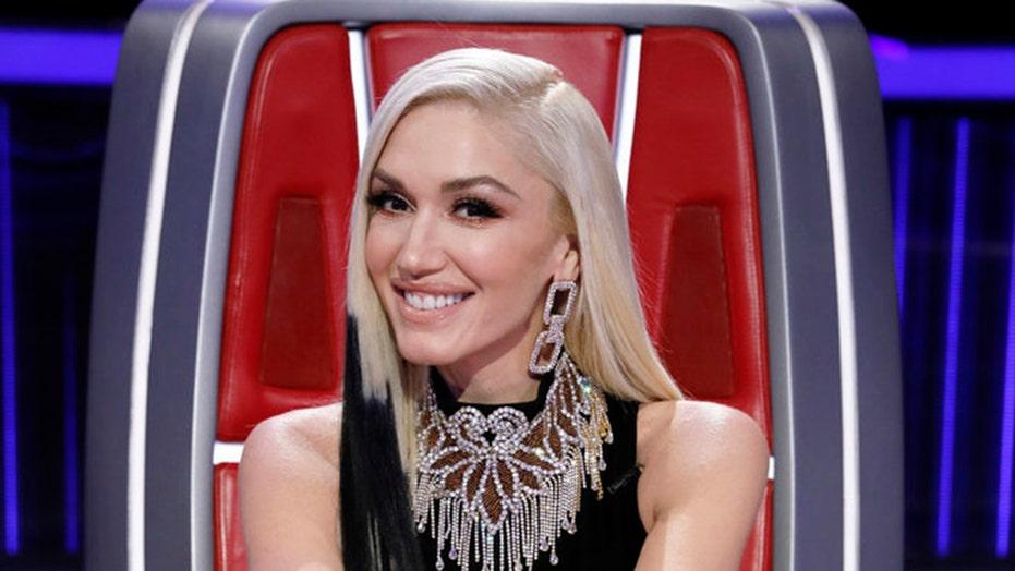 Gwen Stefani celebrates bridal shower with family ahead of wedding to Blake Shelton: 'I'm getting married!'