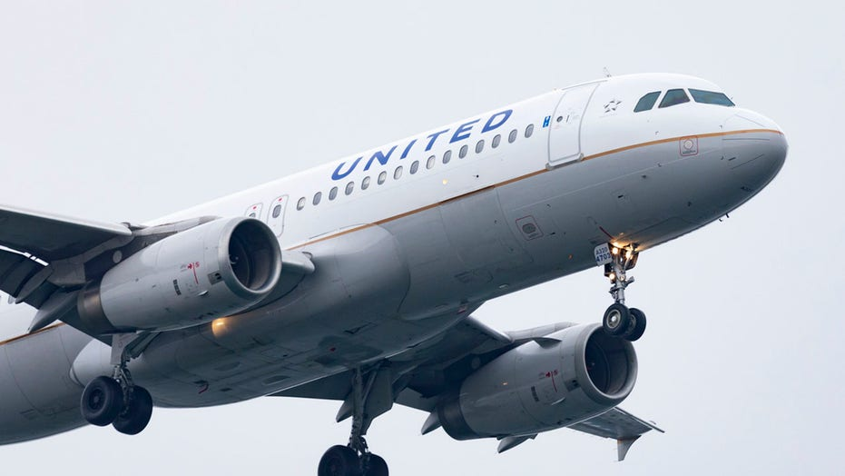 Passengers sue United Airlines after engine catches fire after takeoff: report
