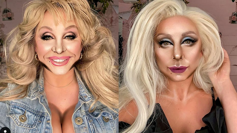 Makeup artist transforms herself into A-list celebs, claims she's even fooled her boyfriend