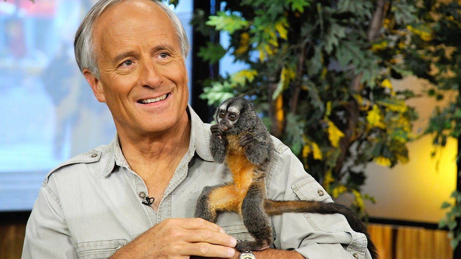 Jack Hanna, former Columbus Zoo director emeritus and TV host, diagnosed with dementia, family says