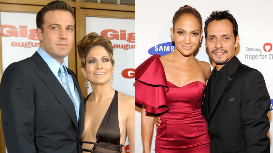Jennifer Lopez's exes Marc Anthony, Ben Affleck gush over her talent, work ethic