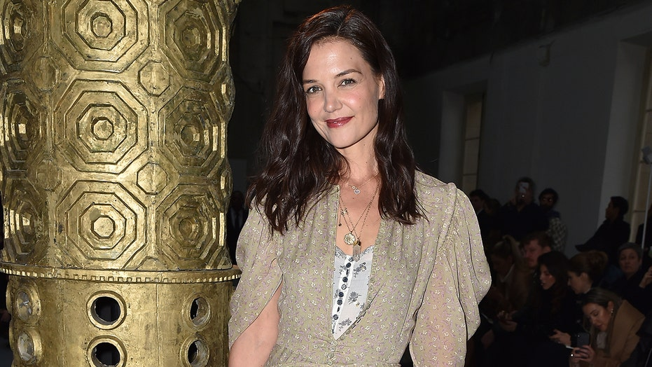 Katie Holmes celebrates daughter Suri's 15th birthday with rare family pics