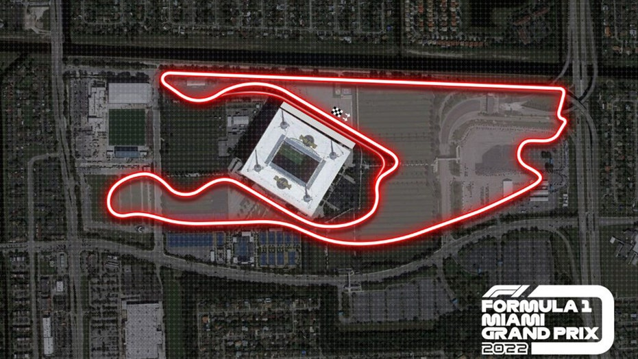 Formula One coming to Miami in 2022