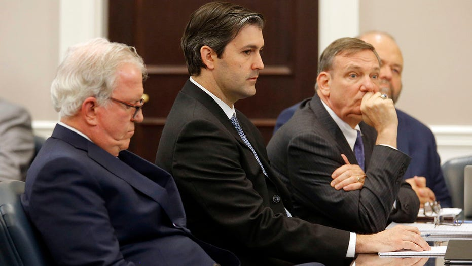 Judge upholds ex-police officer Michael Slager's 20-year sentence for killing Walter Scott