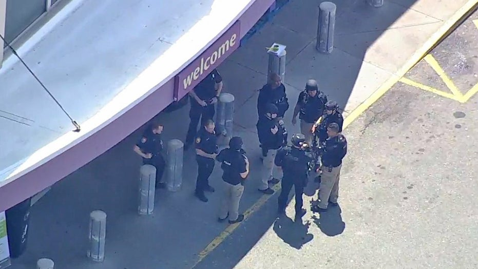 Shooting at suburban New York grocery store leaves 3 wounded; manhunt underway, reports say