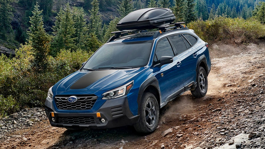 2022 Subaru Outback Wilderness is ready for rougher stuff
