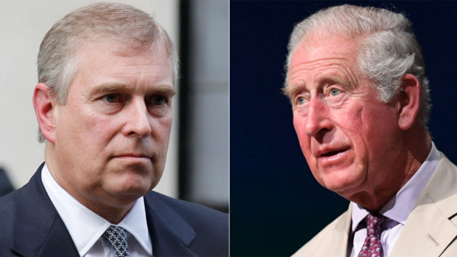 Prince Charles assumes Prince Andrew's former Royal Patronage amid Epstein scandal