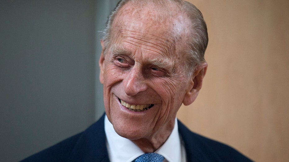 Prince Philip once apologized to President Nixon for 'lame' toast at White House dinner