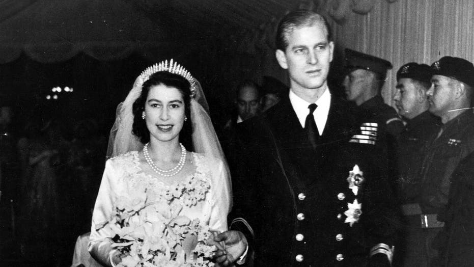 A timeline of Prince Philip's relationship with Queen Elizabeth