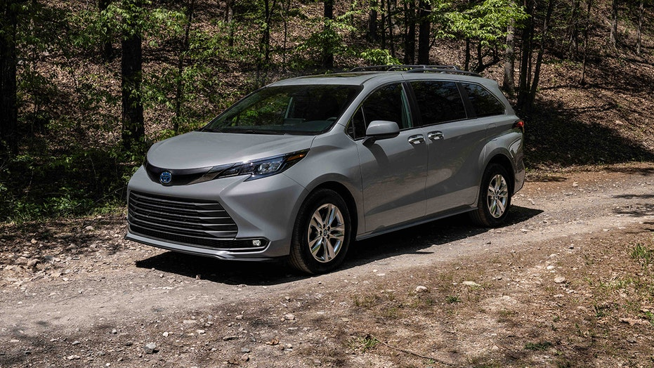 The Toyota Sienna Woodland Edition is the off-road minivan you didn't now you needed