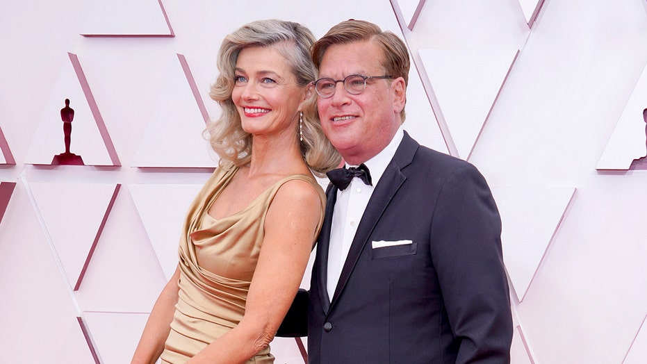 The Oscars sees Aaron Sorkin, Paulina Porizkova make debut as a couple