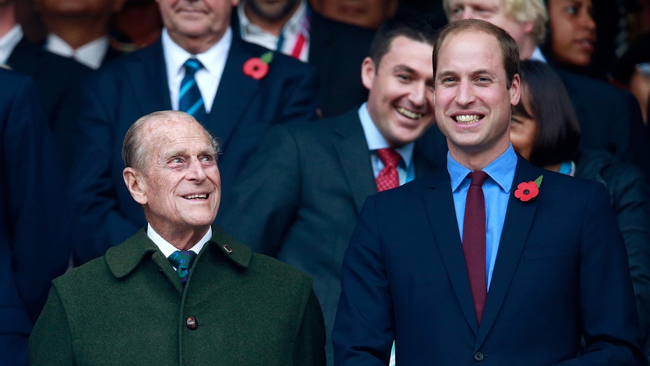 Prince William pays tribute to grandfather Prince Philip after his death: 'An extraordinary man'