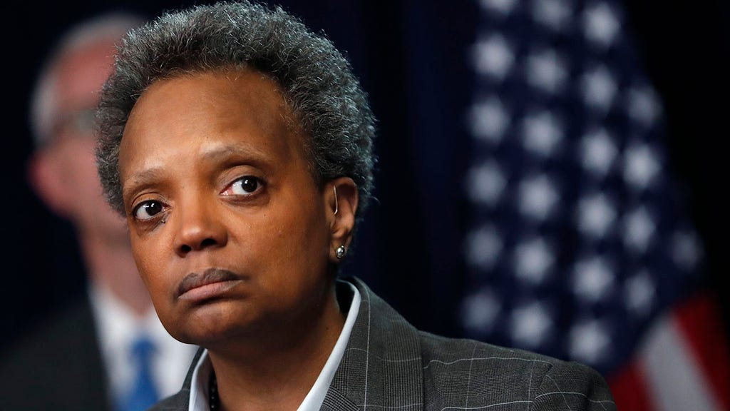 Chicago Dem Lightfoot sued for not giving White reporter interview