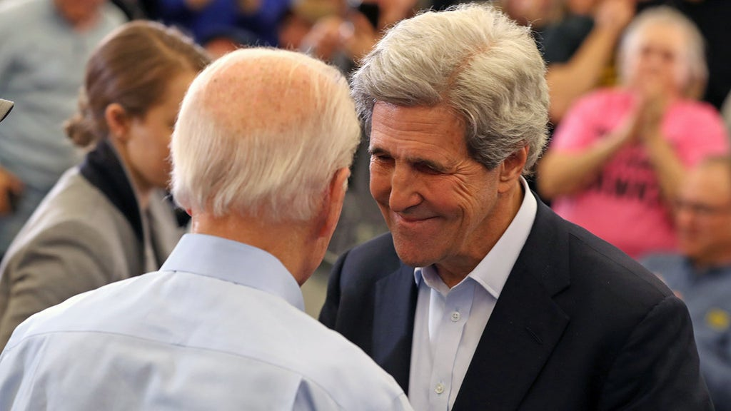 Biden admin held up Fox News' requests for climate czar's financial disclosures