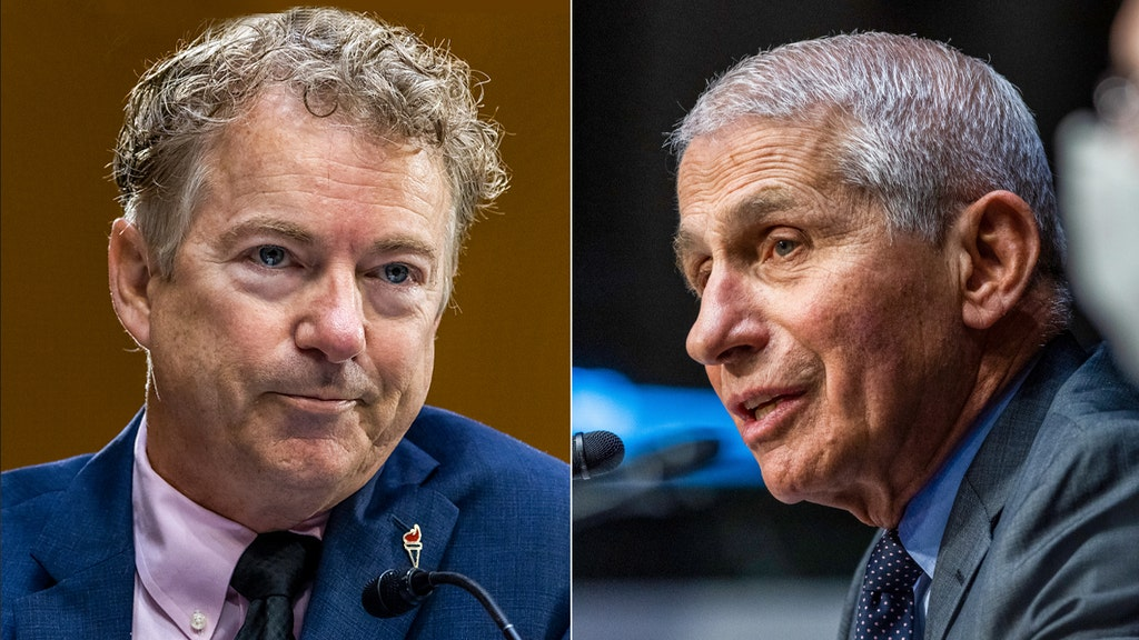Rand Paul rips Fauci book as it's pulled from online stores