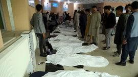 Afghanistan girls school bombing death toll soars to 50