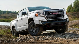 Test drive: The 2021 GMC Canyon AT4 is dressed for off-road success