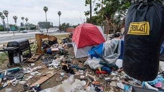 Los Angeles residents oppose plan to move homeless to beaches, parks