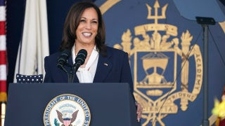 Wall Street Journal column mocks Kamala Harris' 'face-plant' Naval Academy commencement speech