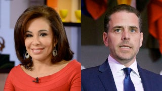 Judge Pirro rips media for ignoring latest Hunter Biden developments: 'All about pay to play'