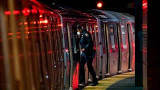 Sunday subway riders faced with multiple attacks in New York