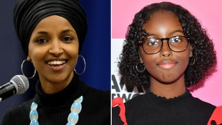 Ilhan Omar's daughter, who has called for communist 'revolution,' adds communist hammer and sickle to Twitter bio