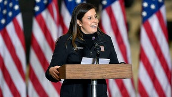 Elise Stefanik cheered by House GOP leaders, freshman women on election as Republican Conference chair