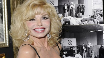 Loni Anderson on 'Hollywood Museum Squares,' trying on Marilyn Monroe's dress: It 'gave me chills'