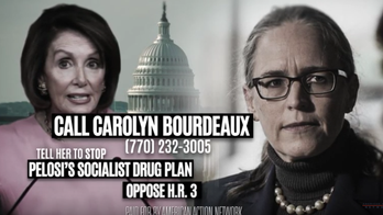 Pro-GOP group takes aim at House Dems over Pelosi's 'socialist drug takeover plan'