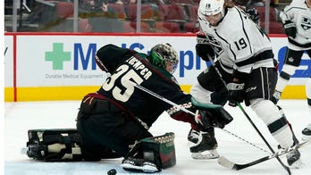 Kopitar reaches 999 career points, Kings beat Coyotes 3-2