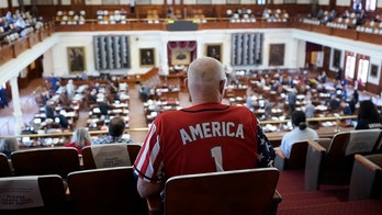 Texas lawmakers spar over election bill
