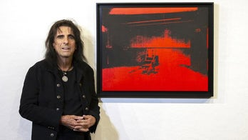 Alice Cooper to auction off Andy Warhol artwork in Arizona