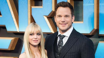 Chris Pratt's ex-wife Anna Faris says her 'hand was forced' in divorce