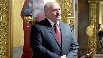 On eve of WWII Victory Day, Belarus opposition says fascism is alive and well in their country