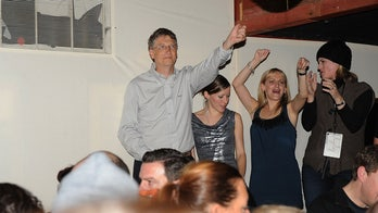 Bill Gates once fist-pumped at party during Sundance Film Festival